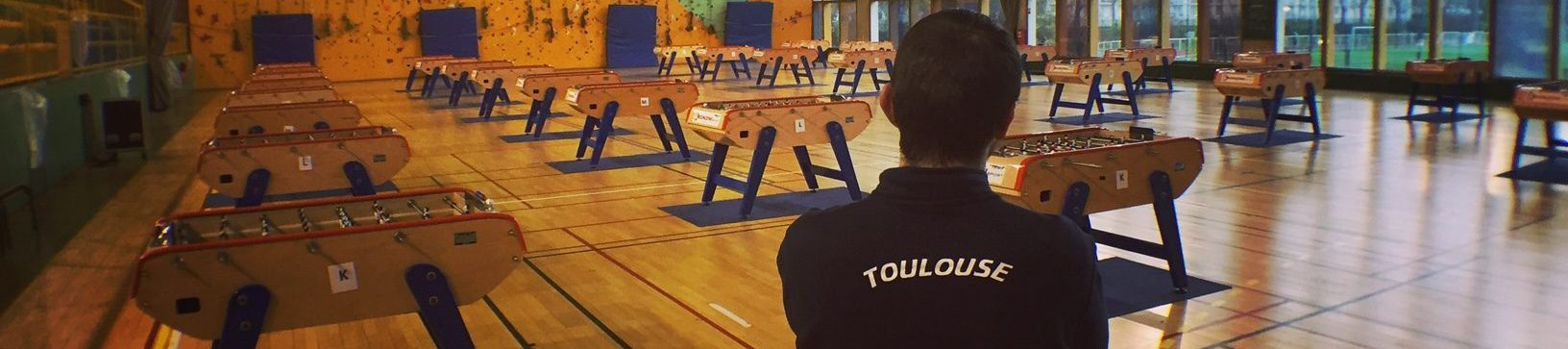 Toulouse Football de Table – BabyFoot Toulouse