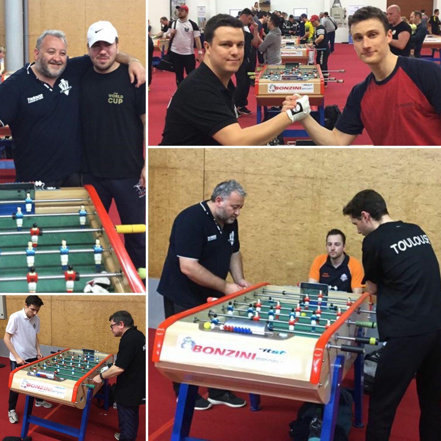 Résultats du CNFT1 de Segré – Toulouse Football de Table ...